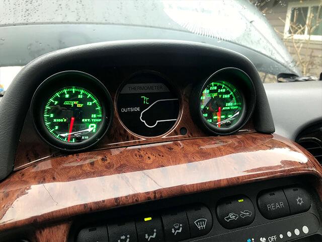 Maxtow gauges