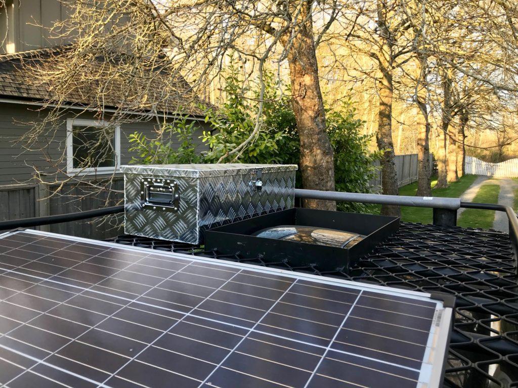 solar panel 30A